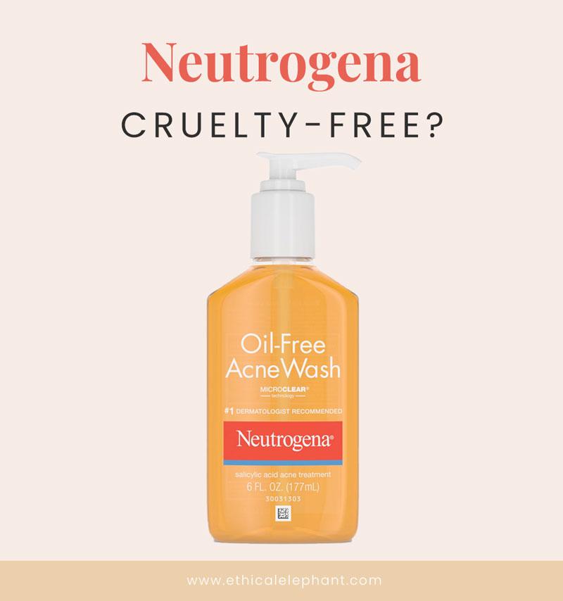 Is Neutrogena Cruelty-Free in 2019?