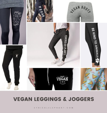 Pump Up Your Activism with These Vegan Leggings & Joggers