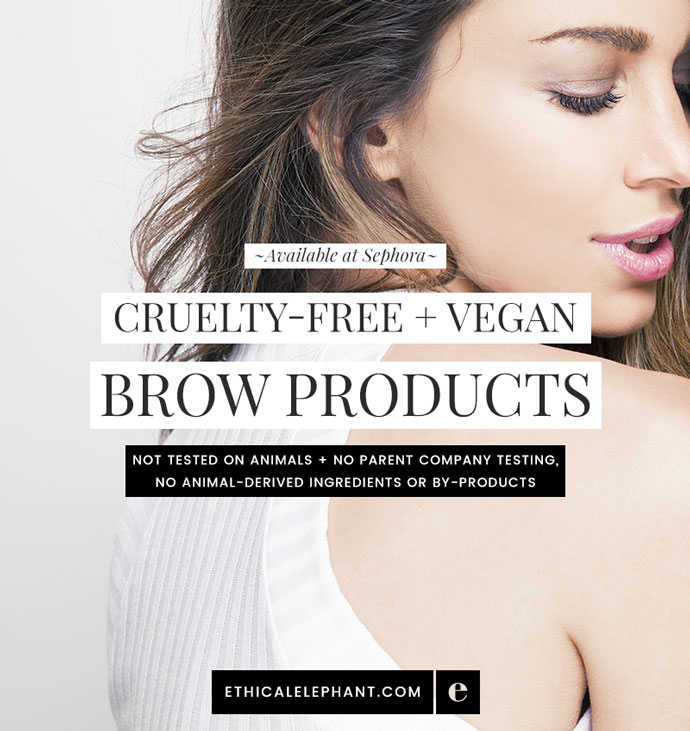 Cruelty Free Vegan Eyebrow Products At Sephora
