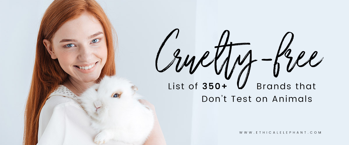Cruelty-Free Brand List – Not Tested on Animals