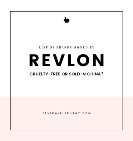Revlon Brands – Which Ones are Cruelty-Free or Sold in China?