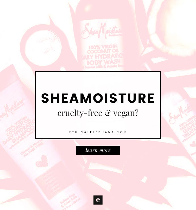 Does Sheamoisture Test On Animals Animal Testing Policy 2018