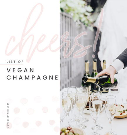 Is Champagne Vegan?