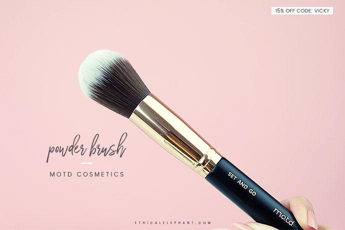 The Best Cruelty-Free + Vegan Makeup Brushes - MOTD Cosmetics