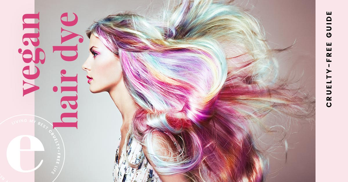 List Of Cruelty Free Vegan Hair Dye