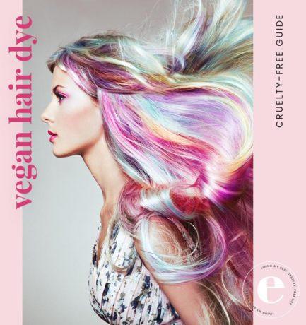 List of Cruelty-Free & Vegan Hair Dye