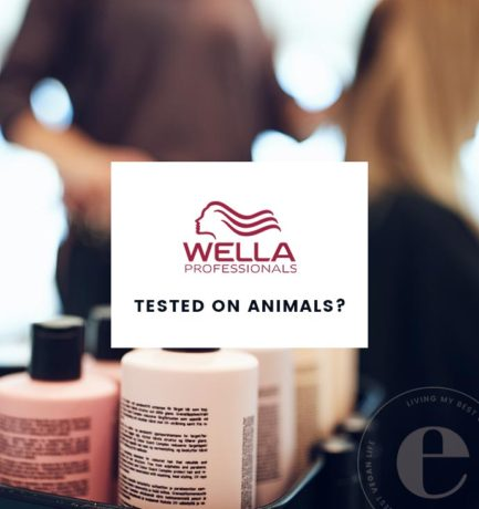 Does Wella Test on Animals?