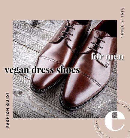 10+ Ethical & Vegan Dress Shoes for Men