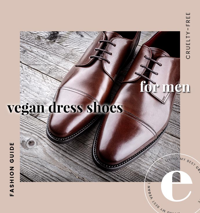 4ffcd91a804e7 10+ Ethical   Vegan Dress Shoes for Men
