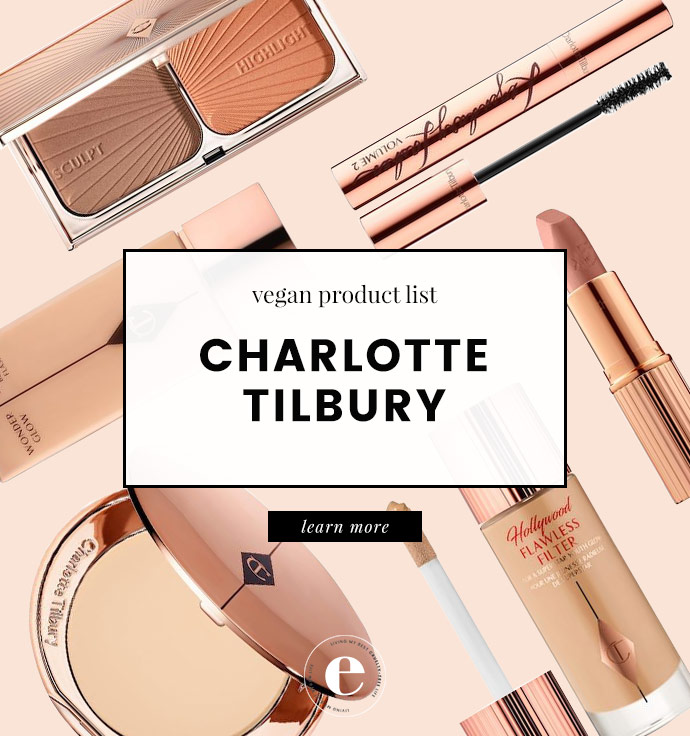 be3bb51dfb3 Charlotte Tilbury Vegan Product List (2018) | Cruelty-Free Guide
