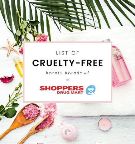 Cruelty-Free Beauty Brands at Shoppers Drug Mart