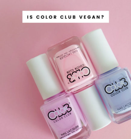 Is Color Club Nail Polish Vegan?
