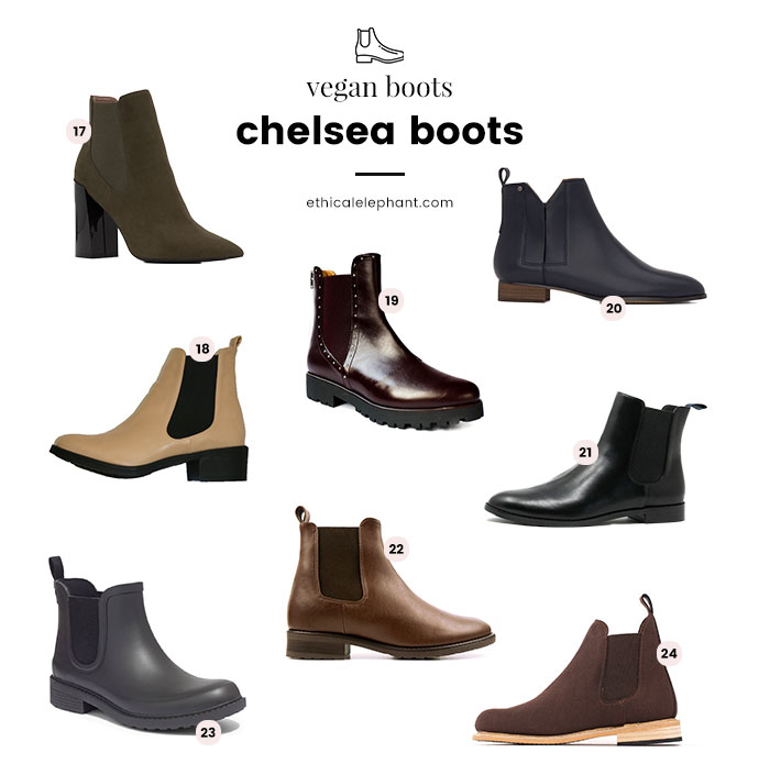c809b7b68 Ultimate Shopping Guide to Vegan Boots | 65+ Pairs of Vegan Boots