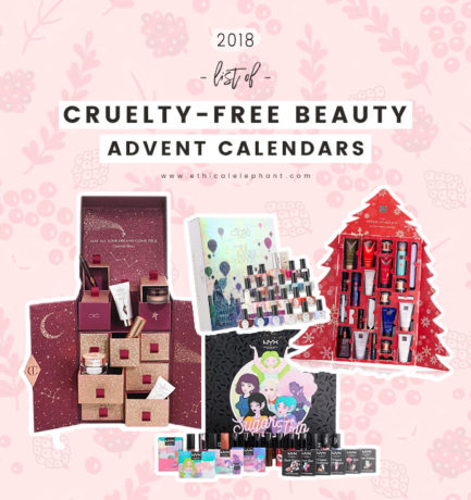 10 Cruelty-Free Beauty Advent Calendars (2018)
