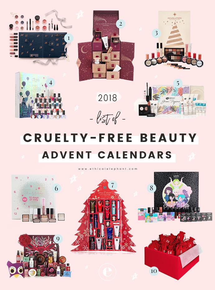 d38bf81b9aa 10 Cruelty-Free Beauty Advent Calendars (2018)