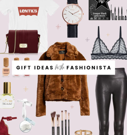 Vegan Gift Ideas for the Fashionista (2018)