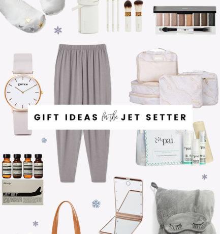 Vegan Gift Ideas for the Jet Setter (2018)