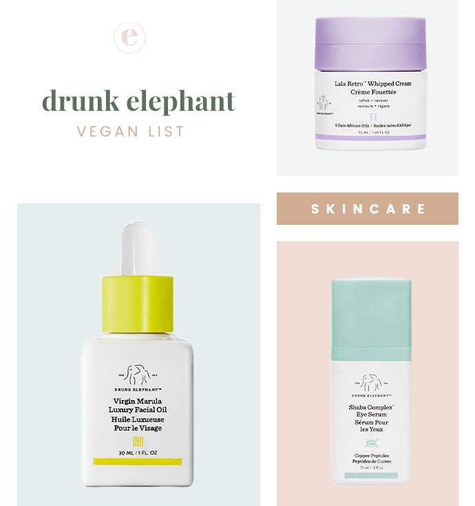 d67c9c210 Drunk Elephant Vegan Product List (2019)