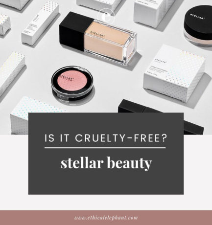 Stellar Beauty Cruelty-Free & Vegan Status (2019)