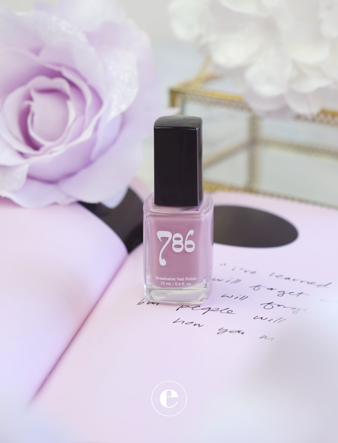 786 Cosmetics - Kashmir Nail Polish Review (Cruelty-Free