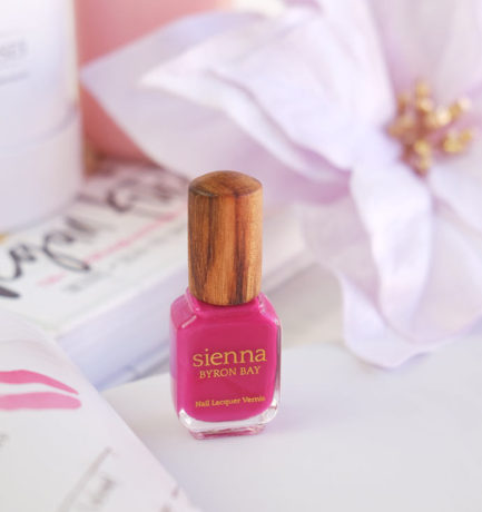 Goddess – Sienna Byron Bay Nail Polish Review