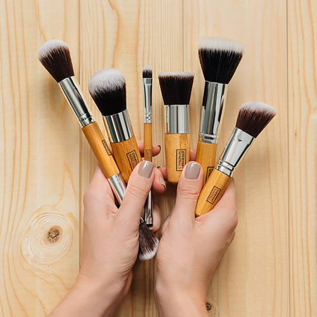 Everday Minerals Vegan Makeup Brushes