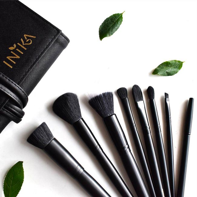 INIKA Vegan Makeup Brushes