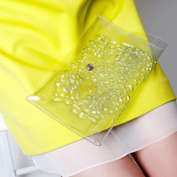 Clear Cosmetics Envelope Clutch - Me-Dusa