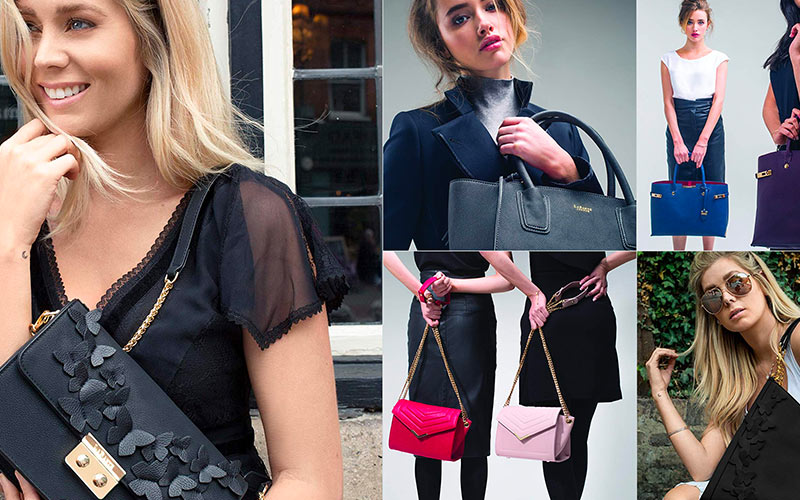 Labante designer vegan handbags on Amazon.
