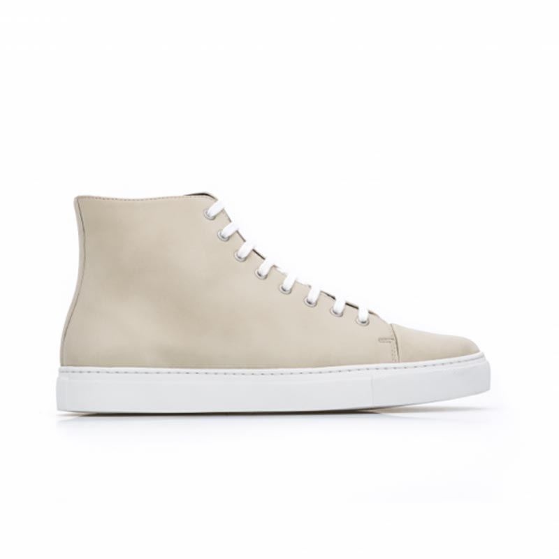 Bourgeois Boheme's High-Top Vegan Sneakers