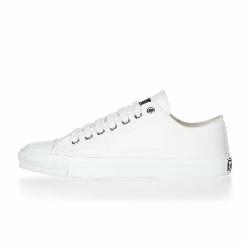 Ethletic's Fair Vegan Sneakers in White