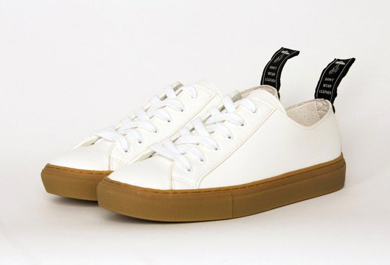 Good Guys' SAMO Vegan Leather Sneakers