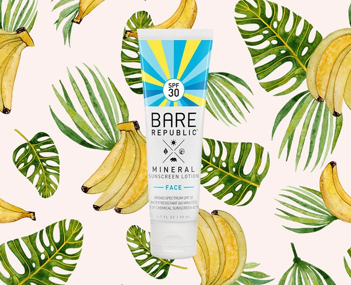 Bare Republic Mineral Face Lotion SPF 30