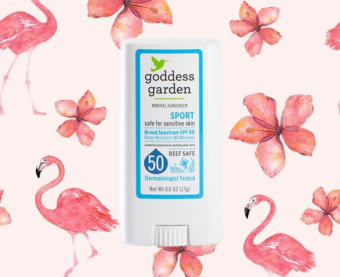 Goddess Garden - Sport SPF 50 Mineral Sunscreen Stick