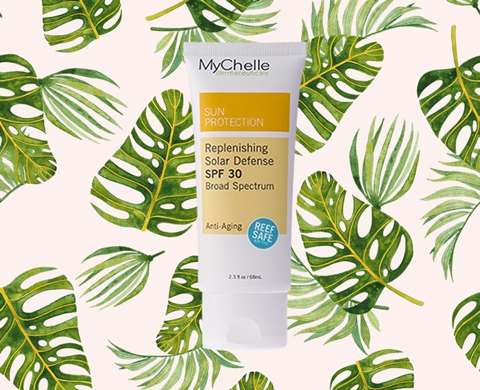 MyChelle Sun Shield Unscented SPF 28, Mineral-Based Sunscreen
