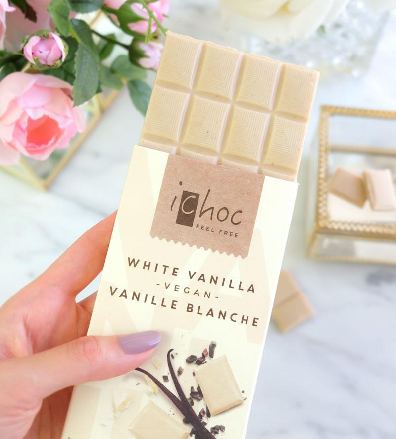 iChoc White Vanilla Bar