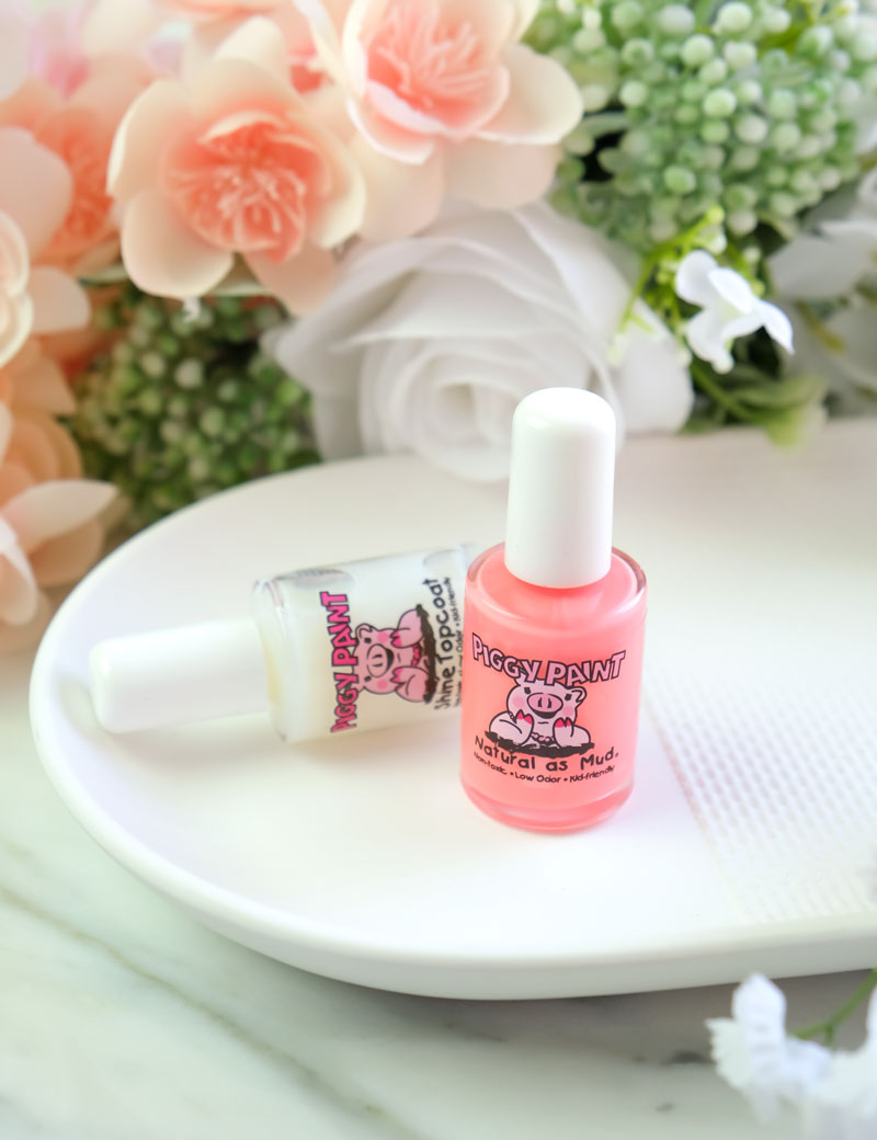 Piggy Paint Kid-Friendly Water-Based Nail Polish Review (Cruelty ...