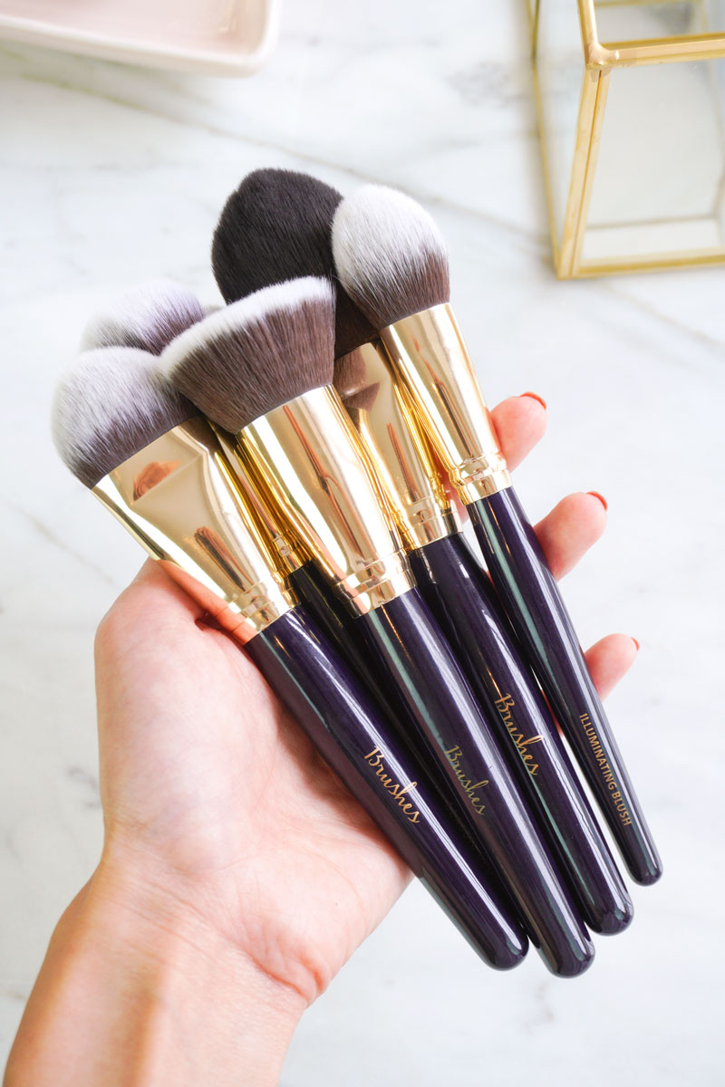 13rushes - Cruelty-Free Brushes