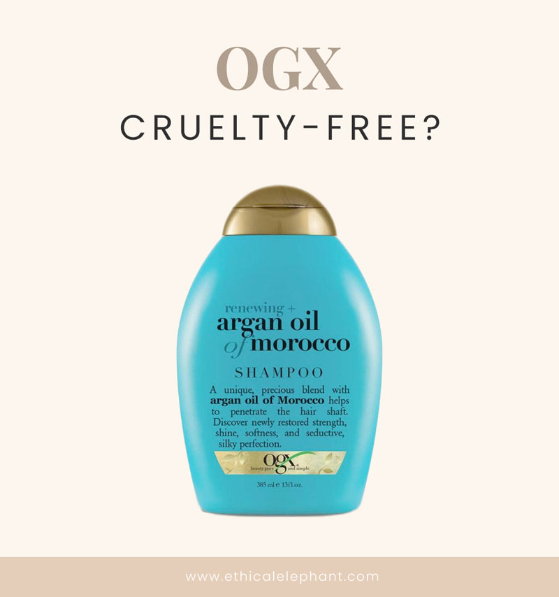 Is OGX Cruelty-Free in 2019?
