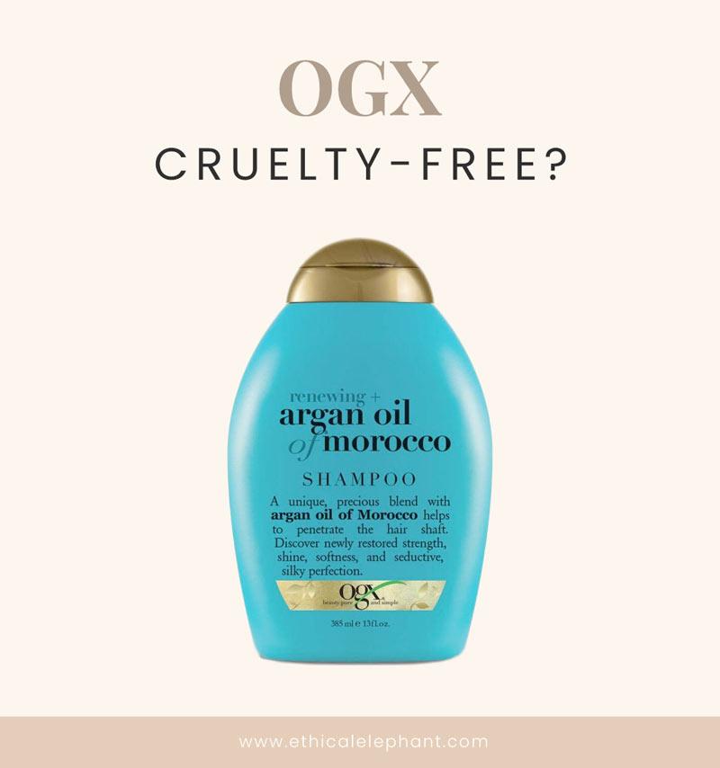 Is OGX Cruelty-Free?