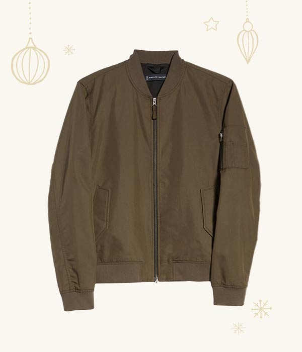 Everlane - Uniform The Bomber Jacket