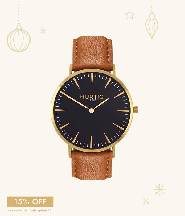 Hurtig Lane - Men's Vegan Watch