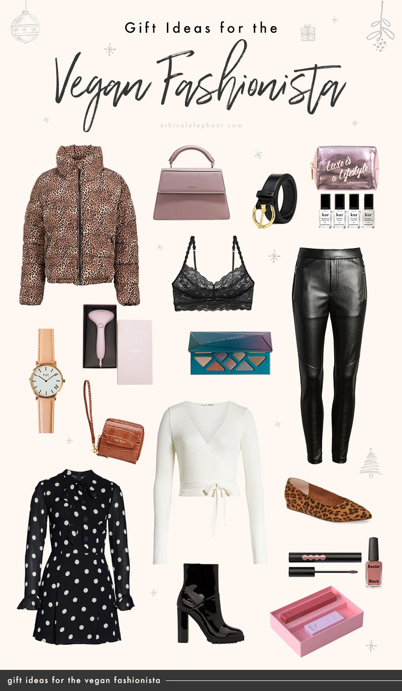 Gift Ideas for the Vegan Fashionista
