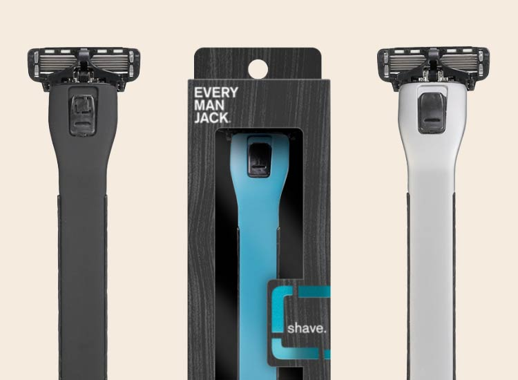 Every Man Jack Cruelty-Free Razors for Men