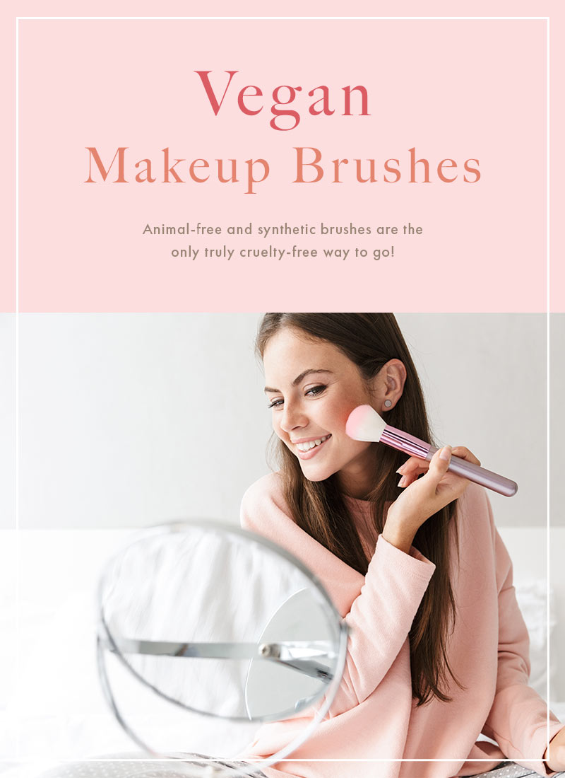 List of cruelty-free and vegan makeup brushes