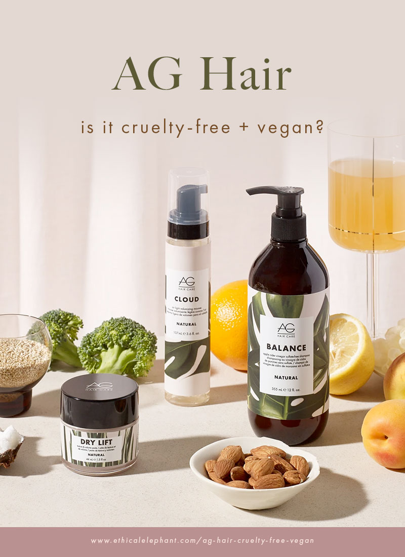 Is AG Hair Cruelty-Free?