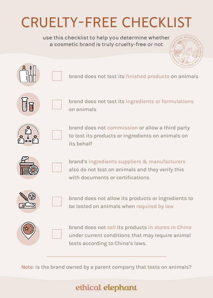 Cruelty-Free Checklist