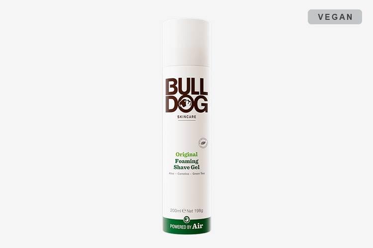Bulldog Original Foaming Shave Gel