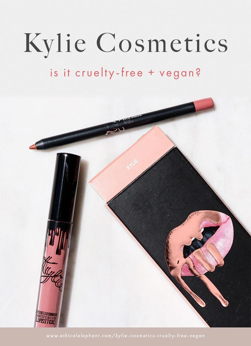 Is Kylie Cosmetics Cruelty-Free and Vegan?