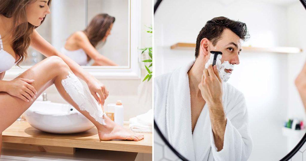 Cruelty-Free and Vegan Shaving Cream for Men & Women